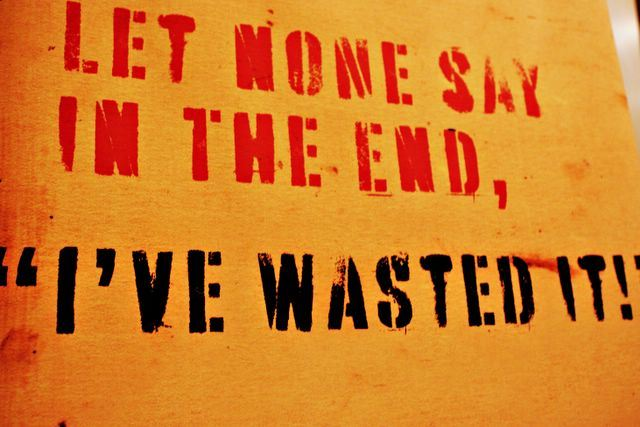 Wasted-it